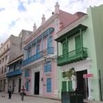 Cuba Havana Street Scene