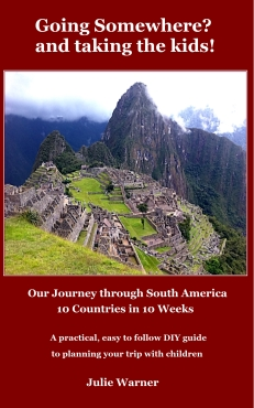 South America Travel Book